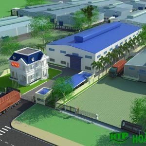 xây dựng nhà xưởng thiết kế thi công tại Củ Chi TPHCM