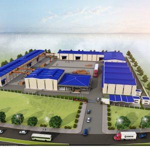 xây dựng nhà xưởng Khánh Hòa Nha trang