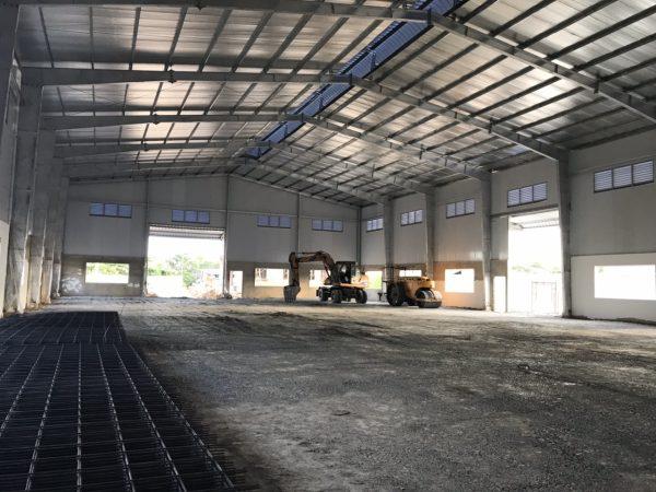 Xây dựng thiết kế nhà xưởng tại Củ Chi TPHCM