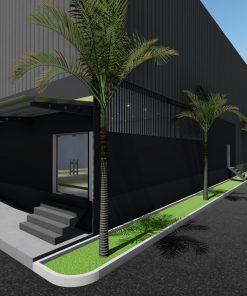 Thiết kế thi công sửa chữa nâng cấp nhà xưởng Bình Dương