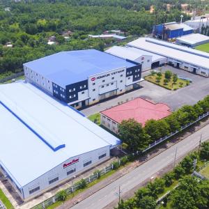 Xây dựng nhà xưởng thiết kế thi công tại Bình Phước