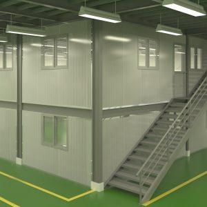 Thiết kế phòng lạnh bằng Panel