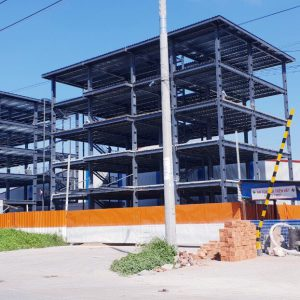 Thiết kế thi công xây dựng nhà xưởng tại Long An