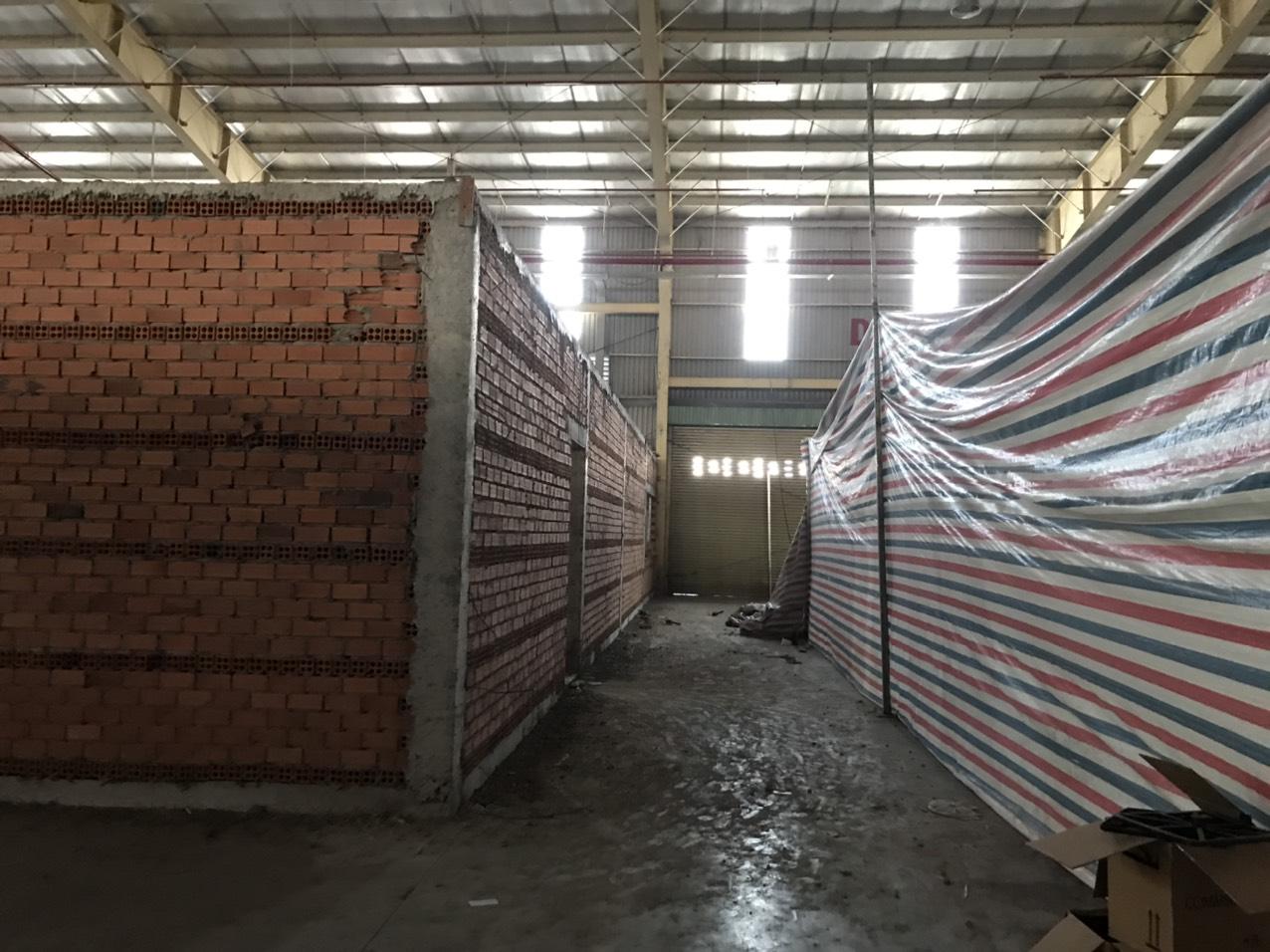 Thi công sữa chữa nâng cấp nhà xưởng tại Bình Dương
